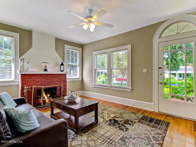 Single Family Home For Sale: 1215 Wolfe St