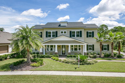 St Augustine Single Family Home For Sale: 132 Corbata Ln