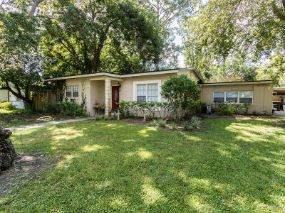 Murray Hill Single Family Home For Sale: 4822 Beverly Cir