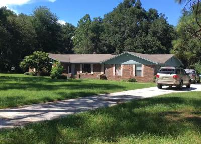 Middleburg Single Family Home For Sale: 3156 County Road 218
