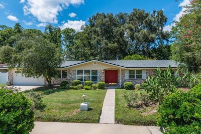 Jacksonville Single Family Home For Sale: 3133 Merlin Dr North