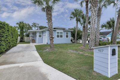 Jacksonville Beach Single Family Home For Sale: 617 15th Ave South