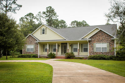 Starke Single Family Home For Sale: 5121 North West 180th Way
