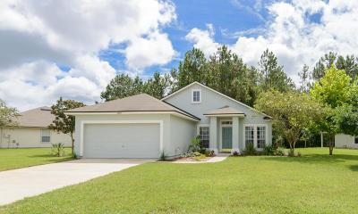 Whisper Ridge Single Family Home For Sale: 2220 Blackstone Way