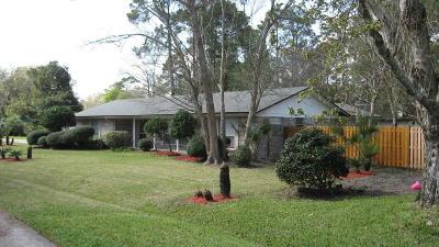 St Johns Single Family Home For Sale: 1405 Kumquat Ln