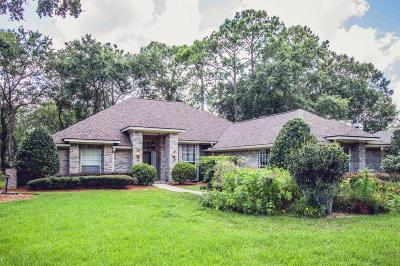 Fleming Island Single Family Home For Sale: 2230 Salt Myrtle Ln