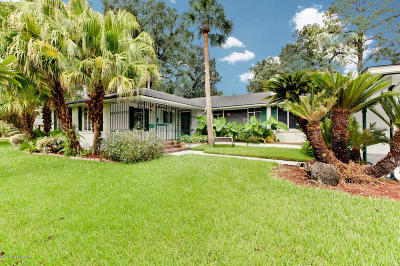 Jacksonville Single Family Home For Sale: 3526 San Jose Blvd