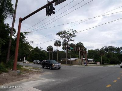 St. Johns County Residential Lots & Land For Sale: 2470 Old Moultrie Rd