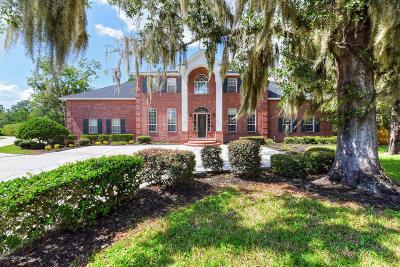 Jacksonville Single Family Home For Sale: 14511 Mandarin Rd