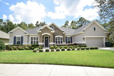 Jacksonville Single Family Home For Sale: 3900 Tar Kiln Rd