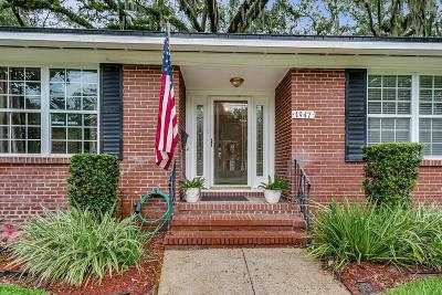 Jacksonville Single Family Home For Sale: 1947 Morningside St.