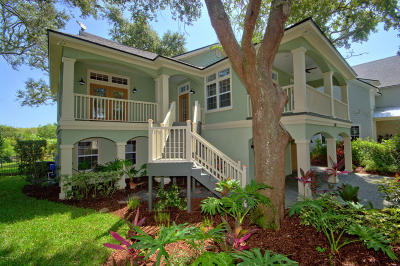 St. Johns County Single Family Home For Sale: 308 Ocean Forest Dr