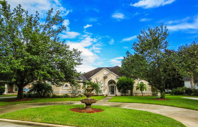 River Oak Plantation, River Oaks Plantation Single Family Home For Sale: 1270 Cunningham Creek Dr