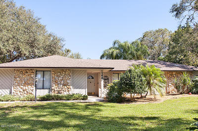 St Augustine Single Family Home For Sale: 166 Creekside Dr