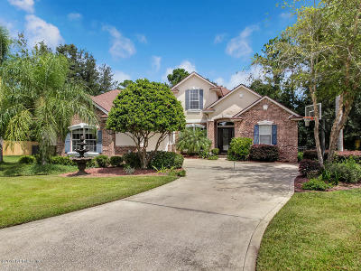 Jacksonville Single Family Home For Sale: 13950 White Heron Pl