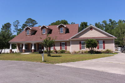Middleburg Single Family Home For Sale: 2940 Sisters Ct