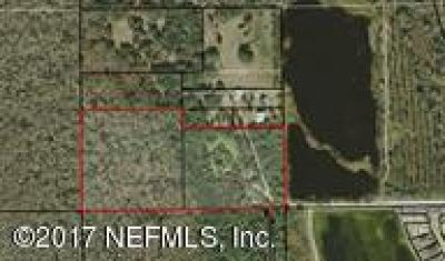 St. Johns County Residential Lots & Land For Sale: 1110 Woodlawn Rd
