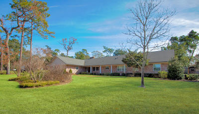 Jacksonville Single Family Home For Sale: 8265 Hunters Grove Rd