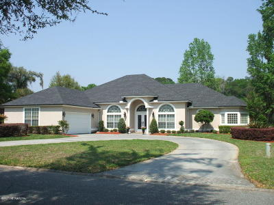 Orange Park Single Family Home For Sale: 2544 Sterling Oaks Ct