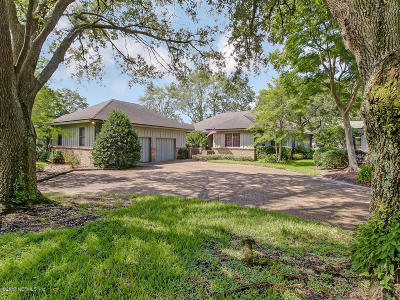 Jacksonville Single Family Home For Sale: 4757 Pirates Bay Dr