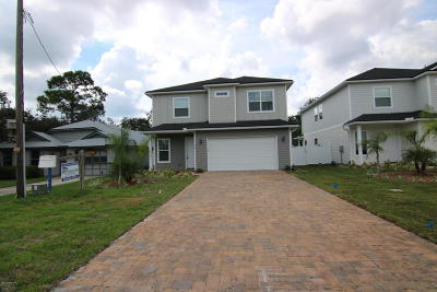 Jacksonville Beach Single Family Home For Sale: 712 16th Ave South