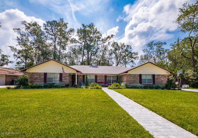 Jacksonville Single Family Home For Sale: 11652 Wellington Way