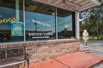 St. Johns County Commercial For Sale: 100 N Main St