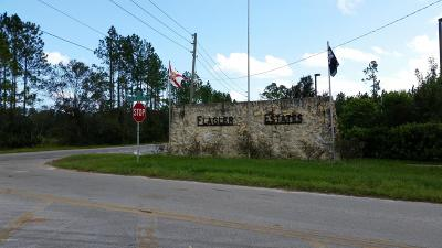 St. Johns County Residential Lots & Land For Sale: 9850 McMahon Ave