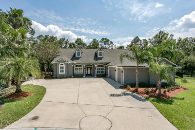 Fleming Island Single Family Home For Sale: 1771 Victoria Chase Ct