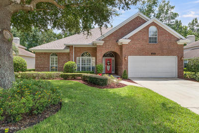 Jacksonville Single Family Home For Sale: 14582 Marsh View Dr