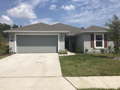 Jacksonville FL Single Family Home For Sale: $220,000