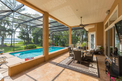 St. Johns County Single Family Home For Sale: 5574 Steamboat Rd