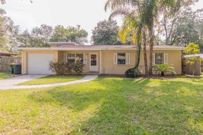 Jacksonville Single Family Home For Sale: 12503 Condor Dr