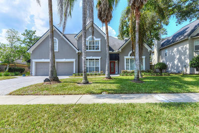 Jacksonville Single Family Home For Sale: 8628 Southern Glen Dr