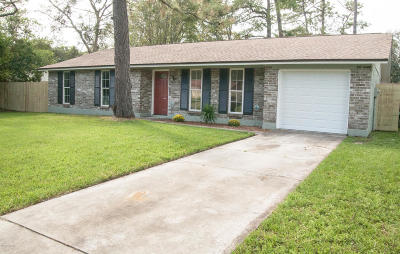 Single Family Home For Sale: 2835 Tanglewood Blvd