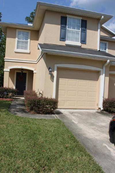Jacksonville Townhouse For Sale: 1711 Biscayne Bay Cir