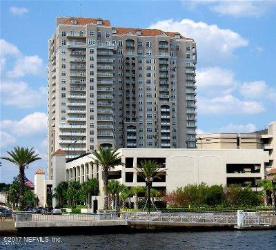 Jacksonville Condo For Sale: 400 East Bay St #904