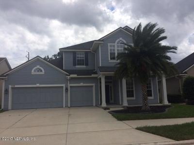 Jacksonville Single Family Home For Sale: 6466 Huntscott Pl