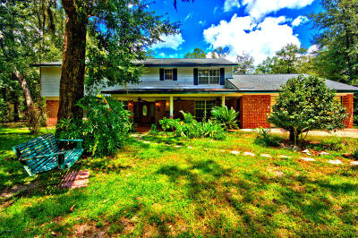 Middleburg Single Family Home For Sale: 4170 Waterlily Ct