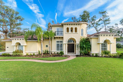 St. Johns County Single Family Home For Sale: 136 Strong Branch Dr