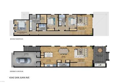 Jacksonville Townhouse For Sale: 4343 San Juan Ave