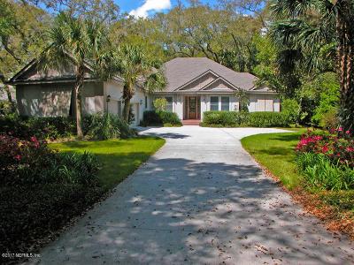 Nassau County Single Family Home For Sale: 118 Sea Marsh Rd