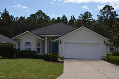 St. Johns County Single Family Home For Sale: 804 South Edenbridge Way
