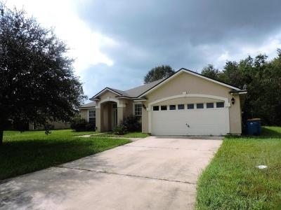 Jacksonville FL Single Family Home For Sale: $131,000