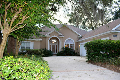 Jacksonville Single Family Home For Sale: 1317 Marsh Harbor Dr