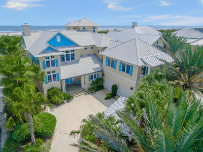 St Augustine Beach FL Single Family Home For Sale: $2,595,000