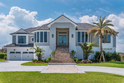 Single Family Home For Sale: 694 Ponte Vedra Blvd