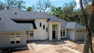 St. Johns County Single Family Home For Sale: 5010 Bentgrass Cir