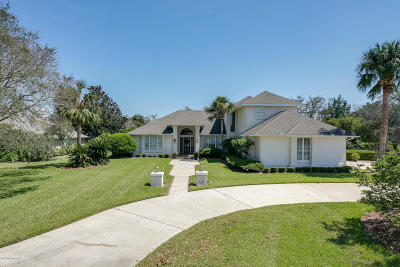 St Augustine Single Family Home For Sale: 426 Marsh Point Cir