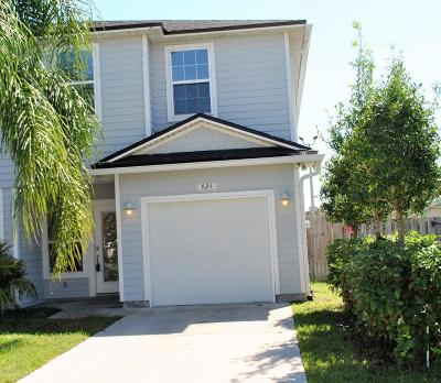 Jacksonville Beach Single Family Home For Sale: 824 4th Ave South